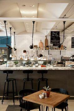 The Conran Café, 55 Marylebone High Street, W1U 5HS | @styleminimalism