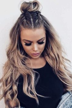 2019 Prom Hairstyles - Fashion Trend Seeker  #Fashion #Hairstyle #hairstyles #Prom #Seeker #trend