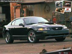 2001 Mustang Bullet GT