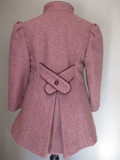 1950's Coat for a Young Girl.