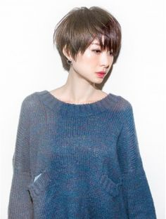 ニーフ(neaf) 大人かわいいショート 犬塚優介【neaf 六本木】 Japanese Short Hair, Japanese Hairstyle, Girl Short Hair, Short Hair Cuts, Short Hair Styles, Different Hairstyles, Great Hair, About Hair, Hairstyles Haircuts