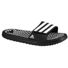 Adidas Men\u0027s Calissage II Hockey Soccer Slides Was $32