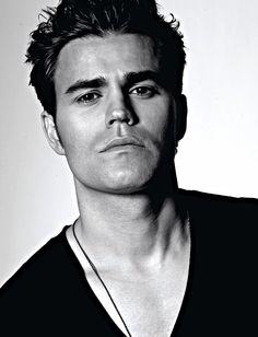 Paul Wesley | The Vampire Diaries - my future husband looks like this!