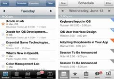 App oficial de congresso da Apple dá pistas do novo visual do iOS 6