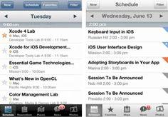 App oficial de congresso da Apple dá pistas do novo visual do iOS 6