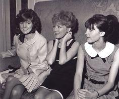 Cilla, Petula and Sandie