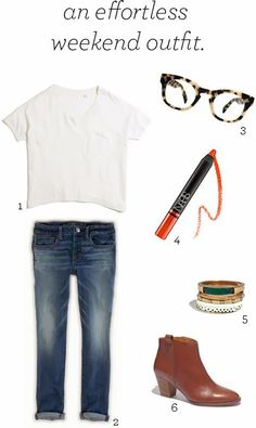 skargorn tee american eagle boy jeans warby parker kimball nars satinlip pencil madewell rings madewell billie boot