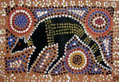 Artsonia Art Museum :: Aboriginal Art, Grade 4