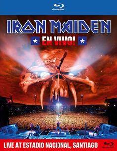 "Iron Maiden en live 2011 ""En vivo"" en dvd/blu-ray"