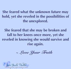 Do not let fear and uncertainty occupy the precious space where possibility and promise shall exist. Fear will force you to succumb. Courage will force you to succeed. #benotafraid #revelinallthatisyou #loveyourtruth #sincerelyyours