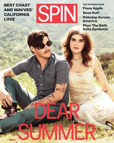 Best Coast and Wavves' Cali Love: Announcing SPIN's July/August Outside Issue