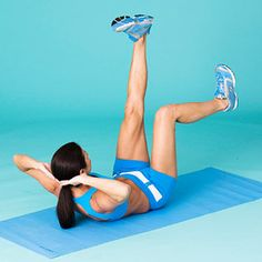 These exercises will burn fat, tone muscle, and boost your metabolism. This all-over makeover will help you lose weight in just one month!