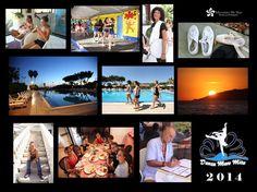 Collage di foto DANZAMAREMTO 2014 (foto Maurizio De Nisi) DanzaMareMito 8° Stage Internazionale di Danza Classica,Contemporanea, Jazz e Riequilibrio nel cuore della costiera Cilentana.