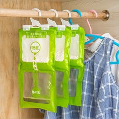 desiccant bag Household Cleaning Tools Chemicals Be hanging wardrobe closet bathroom moisture absorbent dehumidizer #Affiliate