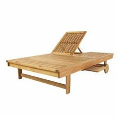 Martha Stewart Living Plum Island Double Patio Chaise-DISCONTINUED-4-10-010-18 at The Home Depot