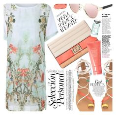 """""""Summer colors"""" by vanjazivadinovic ❤ liked on Polyvore featuring Whiteley, Melie Bianco, Urban Decay, Oribe, By Terry, vintage, polyvoreeditorial and twinkledeals"""
