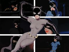 Batman: The Animated Series - Catwoman