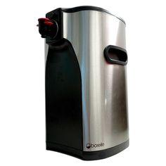Boxxle- Premium 3 Liter Box Wine Dispenser, Silver