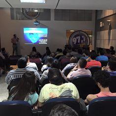 Palestra sobre Social Business Neuromarketing, na abertura da Pós Graduação da UVV Business School.