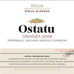 Bodegas Ostatu,Cinco siglos de pasión por el mejor vino de Rioja Alavesa, en hermeneus.es