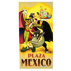 goofy plaza mexico - Google Search