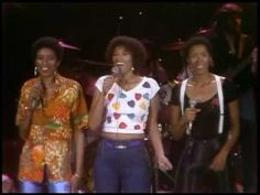 """The Pointer Sisters, the first black female singers to perform at The Grand Ole Opry, had a #2 hit with Bruce Springsteen's """"Fire"""", in 1979. This performance is from 1979 on """"The Midnight Special""""."""