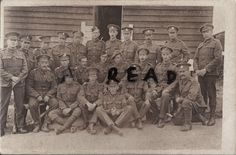 WW1 soldier group mixed 7th 12th 14th 21st London Regiment Winchester ? Fovant ?