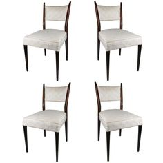 Four 1950's Modern Dining Chairs by Paul McCobb ca.1950