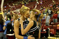 Lucas and Peyton, One Tree Hill