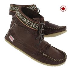 http://www.softmoc.com/ca/womens/softmoc/moccasins--mukluks/moccasin/137597 ws l/lds-dk-rust-fringe-bootie-moccasin