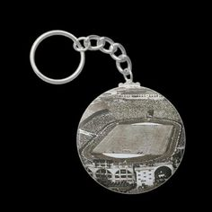 Keychain - Old Wembley Stadium, London by gregoryolney2