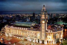 Sala São Paulo / Sede da Orquestra Sinfônica do Estado de São Paulo (antiga Estação Júlio Prestes)
