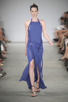 ☆ Iris Strubegger | Reed Krakoff | Spring/Summer 2011 ☆ #Iris_Strubegger #Reed_Krakoff #Spring_Summer_2011 #Catwalk #Model #Fashion #Fashion_Show #Runway #Collection