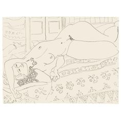 matisse pen and ink - Google Search