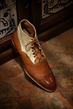 Roberto Ugolini Bespoke Gillie Boots