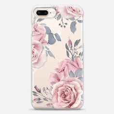 Stop and smell the roses - Snap Case