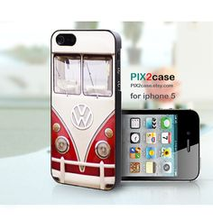 VW Volkswagen iPhone 5 Case iPhone Hard Case iPhone by PIX2case, $12.99
