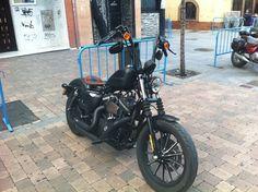 Iron 883 Iron 883, Harley Davidson Sportster, Black Denim, Madness, Biker, Motorcycles, American, Vehicles, Inspiration