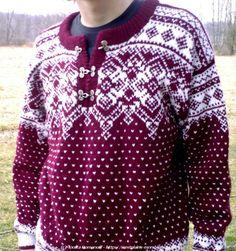 Westplains: Норвежский свитер