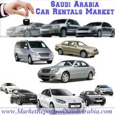 #CarRentals Market in #SaudiArabia