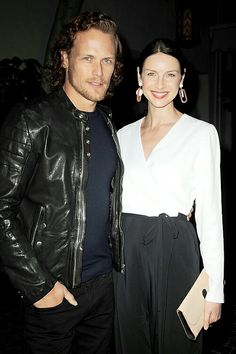 ❤ this pic of Sam and Cait