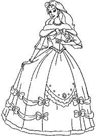 Ausmalbild Prinzessin Schloss - Kinder zeichnen und ausmalen