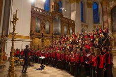 Konzert mit dem Ulmer Spatzenchor, Mai 2015