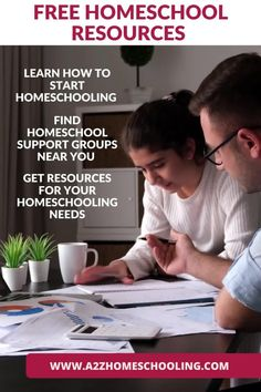 Ready to start homeschooling? Get all the resources you need here!