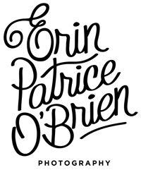Photographer Logo | Erin Patrice O'Brien | Wonderful Machine