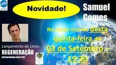 CELM Convida para o lançamento do livro Regeneração em Harmonia com o Pai - Nilópolis - RJ - http://www.agendaespiritabrasil.com.br/2015/09/02/celm-convida-para-o-lancamento-do-livro-regeneracao-em-harmonia-com-o-pai-nilopolis-rj/