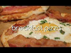 ▶ Easy Breakfast Pizza Recipe | Kitchen Explorers | PBS Parents - YouTube