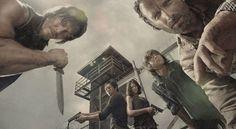 Dumb Unicorns: The Walking Dead Confirma Renovação para 7ª Tempor...