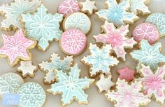 how to make and decorate sugar cookies with royal icing ...
