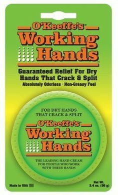 O'Keefe's Working Hands 100 ml Jar (Pack of 3) has been published at http://www.discounted-skincare-products.com/okeefes-working-hands-100-ml-jar-pack-of-3/